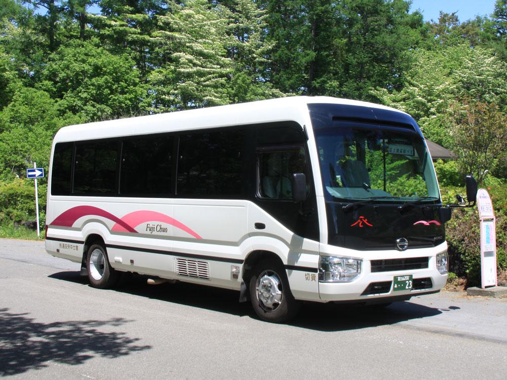 富士桜高原バス1