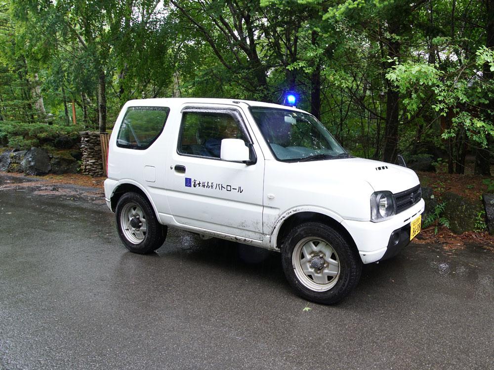 富士桜高原パトロール